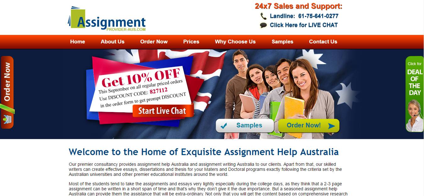 assignment provider review