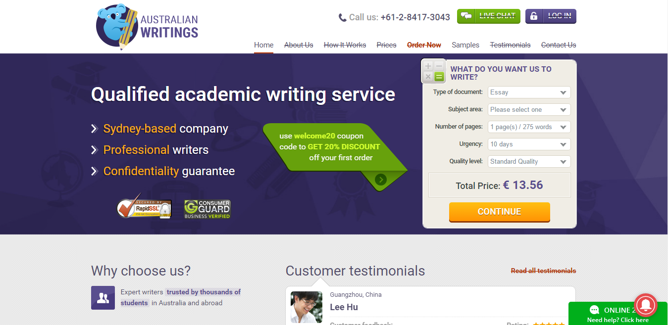 australianwritings review